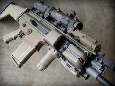 FN SCAR AR-15  Check out #OutdoorFree (www.outdoorfree.com) for more AR-15 and other guns for sale!