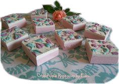 Ο ΝΕΡΑΙΔΟΚΗΠΟΣ της Eλενης-Aντζελινας!/Χειροποιητα σαπουνια-καλλυντικα/ΕLENI'S FAIRY GARDEN: ''Crispy Apple Rose Soap'' by Eleni