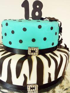 Another zebra cake!