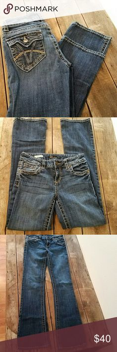 Kut Natalie High Rise Bootcut Jeans No stains, rips, tears or even sign of wear!  Check my Closet for a second listing of another pair almost identical! Kut from the Kloth Jeans Boot Cut