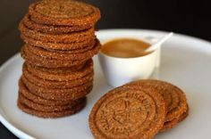 Recette de Spéculoos Thermomix Vegan Thermomix, Dessert Thermomix, Cooking Cake, Fun Cooking, Cookie Recipes, Snack Recipes, Dessert Recipes, Bolacha Cookies, My Favorite Food