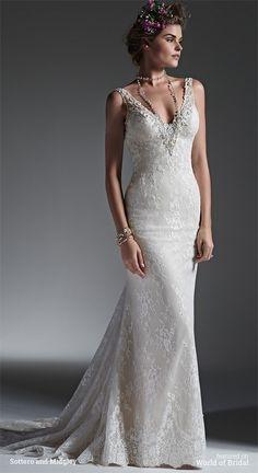 Sottero and Midgley Spring 2016 Wedding Dress