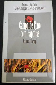 """Campo de Feno com Papoilas"""