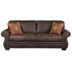 Baltwood Sofa ($40) ❤ Liked On Polyvore Featuring Home, Furniture, Sofas,
