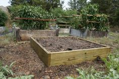 eHow - How to build raised garden beds