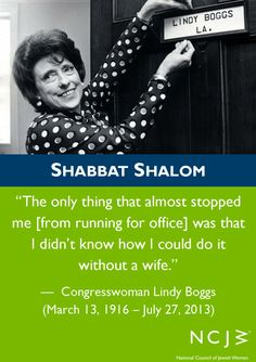 Congresswoman boggs
