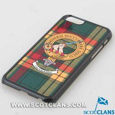 Macmillan iPhone Case