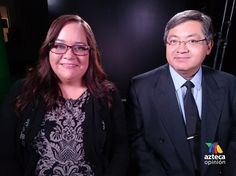 Katia D'artigues y Aberto Hernández en #Katia360