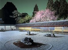 The simplistic perfection of Ryoanji Japan