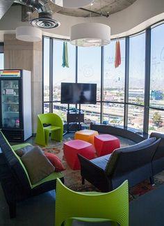 Now hiring! - Insides Zappo's Las Vegas HQ