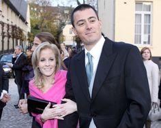 Nicolas et son amie  mariage de Carlos et Annemarie