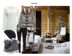 """""""SKI & CHALET Resort"""" by realitybytes85 ❤ liked on Polyvore featuring Project Social T, Dorothy Perkins, Skechers, Superdry and Caslon"""