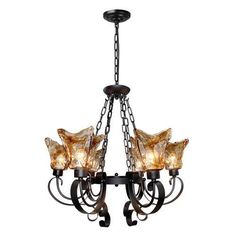artcraft ac10005 menlo park 6 light ac10005 oil rubbed bronze chandelier lighting lighting pinterest menlo park oil rubbed bronze and chandeliers