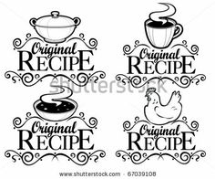 Original Recipe Seals by Reno Martin, via Shutterstock