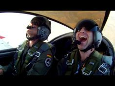Make Dad's Top Gun fantasies a reality! This Father's Day, let dad be a Fighter Pilot for a Day! http://youtu.be/WAQBzhMCt00 #FathersDay #extremegifts #giftideas #flying #fighterpilot