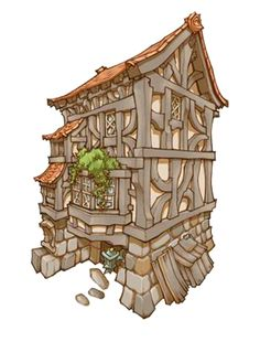 Image - MLaaK Large house.jpg - The Final Fantasy Wiki has more Final Fantasy information than Cid could research via PinCG.com