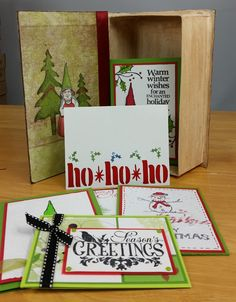 Holiday Blog Hop project - by Karen Wyngaard