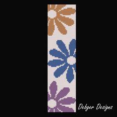 bead weaving patterns for bracelets