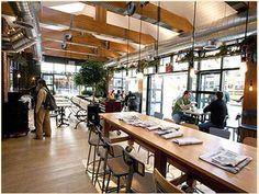 Soho Park Cafe - NYC