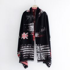 Cheap brand shawl, Buy Quality fashion shawls directly from China poncho shawl Suppliers: 5 Color Vintage British Flag Striped Line Cashmere Scarf 2016 Fashion Brand Winter Tartan Pashmina Poncho Shawl Women Wrap Stole Poncho Shawl, Cashmere Shawl, Fashion Brand, Tartan, Bomber Jacket, Clothes For Women, British, Flag, Stuff To Buy