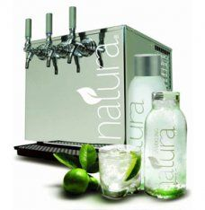 Natura Water - Tap Water Filtration, Chilling and Carbonation Systems Home page