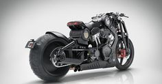 Exclusiva, a motocicleta da Confederate é construída em alumínio aeronáutico                                                                                                                                                                                 Mais