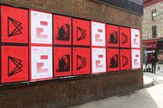 Identity for the 3rd International Digital Art Biennial and the 2016 Elektra Festival, Montreal, Canada.
