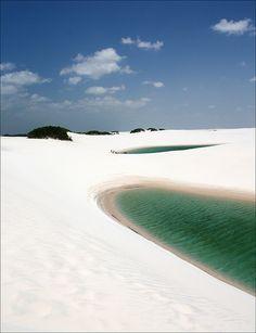 Lençóis Maranhenses National Park, Maranhão, Brazil