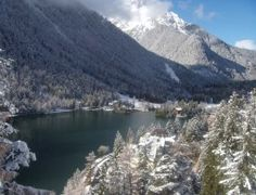 Une image de Champex-Lac Skiing, Images, 1, Loin, River, Mountains, Holiday, Nature, Canada