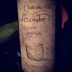 Chateau d'exindre. #languedoc was perfect. Excellent. Good texture good acidity. Nice bouquet