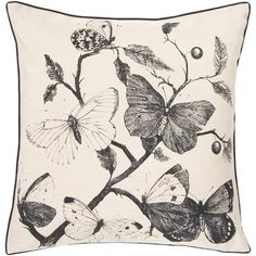 I pinned this Flutter Pillow from the Good Natured event at Joss and Main!