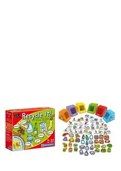 Recycle It! Board Game