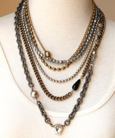 Sheer Addiction Jewelry - Gwen #jewelry