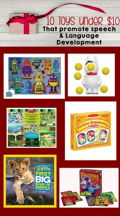Great ideas for toys