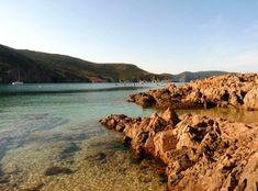 Plage d'Arone en Corse.