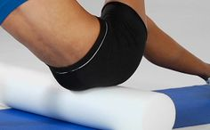 Just in case you're still not into foam rollers....  Study: 20 minutes of rolling helped to speed recovery.