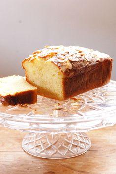 Plumcake mascarpone e vaniglia