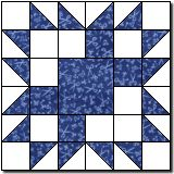 Resplendent Sew A Block Quilt Ideas. Magnificent Sew A Block Quilt Ideas. Two Color Quilts, Blue Quilts, Mini Quilts, Barn Quilt Patterns, Pattern Blocks, Half Square Triangle Quilts, Square Quilt, Quilting Projects, Quilting Designs