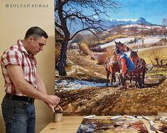 Oil on canvas . x 120 cm) Oil On Canvas, Fine Art, Artist, Painting, Painting Art, Paintings, Visual Arts, Painted Canvas, Oil Paintings