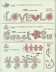 ISSUU - Asahi original crochet girls pattern by Crowe Berry Crochet Edging Patterns, Crochet Borders, Crochet Chart, Crochet Motif, Diy Crochet, Crochet Doilies, Crochet Flowers, Crochet Stitches, Crochet Toys