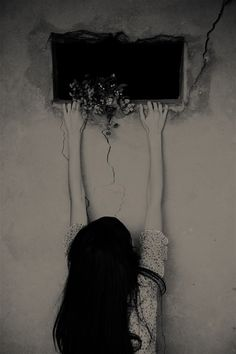 ***CLICK IMAGE*** Sad story about a girl who wanted to know too much by Anna O. #conceptualphotography #photography