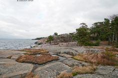 Rantakalliot - Hanko Kråkhamnsudden