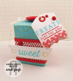 Reverse Confetti | Keywords: Sweet Thing, Whole Lotta Hearts [Gift Ideas, Valentine's Day Treats]