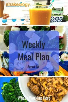 I'm back after vacation and planning my meals for next week following Portion Fix. See the trick I'm using to make meal planning easy. Weekly Menu Printable, Weekly Menu Template, Meal Planning Printable, Beachbody Meal Plan, Carb Cycling Meal Plan, Weekly Menu Planning, Portion Control, Nutrition Program, Meals For The Week