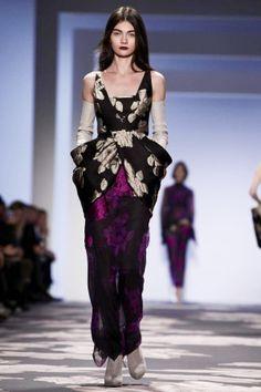 Vera Wang Ready To Wear Fall Winter 2013 New York