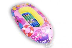 Peppa Pig Canotto Materassino Gonfiabile per il mare e la piscina, Accessori AllAria Aperta e Nuoto Bambini - TocTocShop.com -