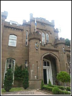 Drumtochty Castle, Aberdeenshire, Scotland