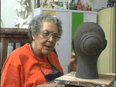 Elizabeth Catlett: Sculpting the Truth video on DVD and VHS Tape