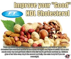 """#TipTuesday  IMPROVE YOUR """"GOOD"""" HDL CHOLESTEROL! There are several lifestyle steps you can do that will increase your level of """"good"""" HDL cholesterol (you want that number to be at least 40 mg/dL and higher is better). Put on your sneaks every day and get those miles in is the first way to get those numbers up. Drink one glass of red wine every day is the second and lastly, lose extra body fat if you are overweight."""