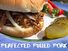 THE best homemade pulled pork I've ever had! It's tender, juicy, and smokey. Definitely a keeper! Perfect Pulled Pork, Instant Pot, Homemade, Ethnic Recipes, Fun, Home Made, Hand Made, Hilarious